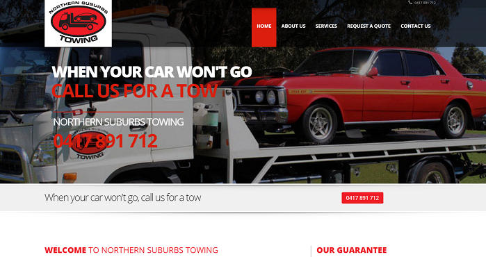 Towing services websites